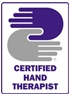 certified hand therapist